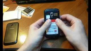 Посылка из Китая(аккумулятор для Samsung Galaxy Ace 2 ,S3 мини / i8190 / i8160)