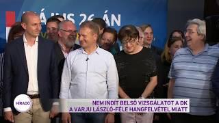 Nem indít belső vizsgálatot a DK, a Varju László-féle hangfelvétel miatt