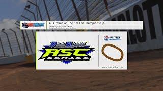 Australian Sprint Car Championship  |  Round 6  |  Charlotte