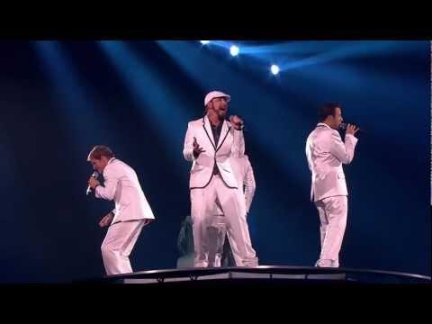 NKOTBSB Tour / Backstreet Boys - 10,000 Promises live at O2 Arena