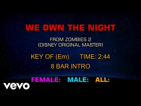 zombies-2---we-own-the-night-(karaoke)