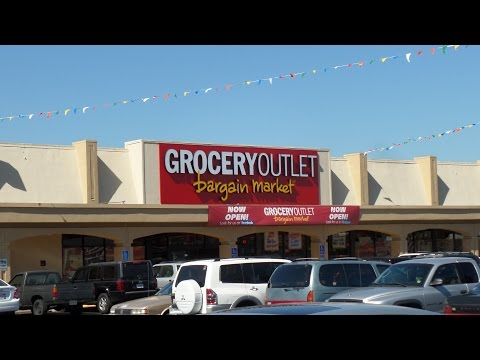 Grocery Outlet #263 Chula Vista , CA -  NOW OPEN
