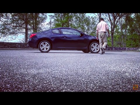 2013 Nissan Altima Coupe | an average guy's review