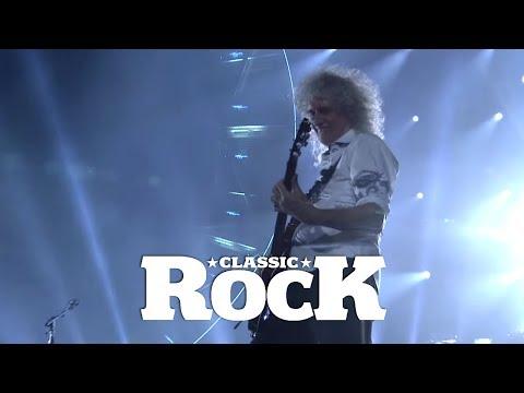 Queen & Adam Lambert - We Will Rock You | Classic Rock Magazine