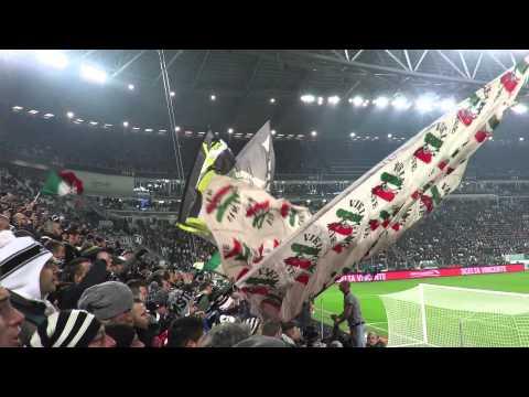 Juventus   Milan 3-1 07/02/2015 Curva Sud