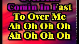 R E M - Orange Crush (Sing-a-long karaoke lyric video)
