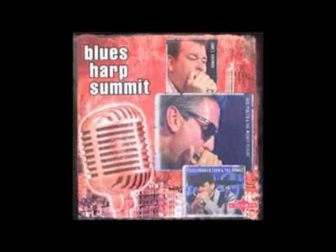 Blues Harp Summit (Full Album )