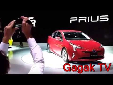 Toyota Mulai Produksi Mobil Listrik Secara Massal