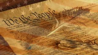 From youtube.com: USA-Flag/Constitution {MID-307991}