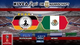 Deutschland gegen Mexiko WM 2018   Borussen Bernie