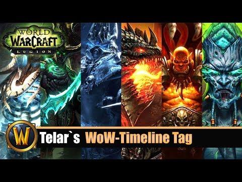 WoW-Timeline Tag • Wie ich angefangen habe   Telar