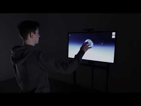 GRIPSPONSE – 3D Interaction Design