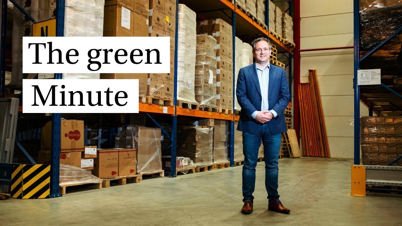 ➡️🍃 The Green Minute: Bert Zwiep