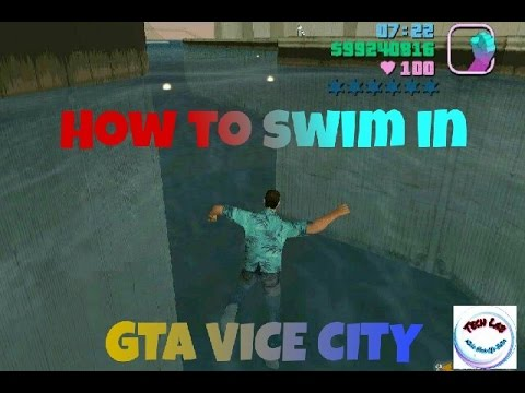 How To Download And Install Parkour And Swim Mod In GTA Vice City In Pc/laptop