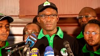 IEBC says all set for Monday's mass voter registration