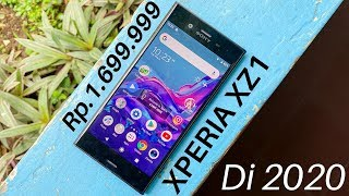 Sony Xperia XZ1 Review DI Tahun 2020! | Harga Makin Murah Makin Worth It !!!