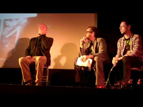Udo Kier at the Cinefamily (1/28/11)
