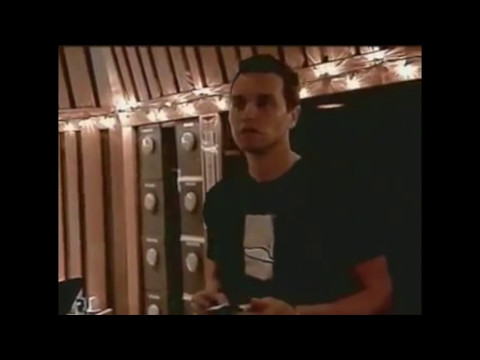 "blink-182 Recording ""Another Girl, Another Planet"""