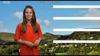 Kaye Forster BBC East Midlands News weather September 24th 2018