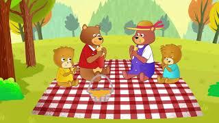 Das Bären-Picknick -  Kinderwelt TV
