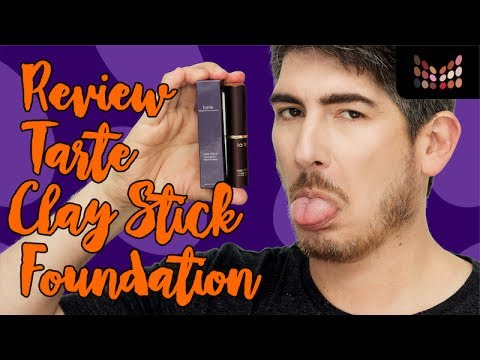 Review Tarte Clay Stick Foundation - Nueva Base de Tarte
