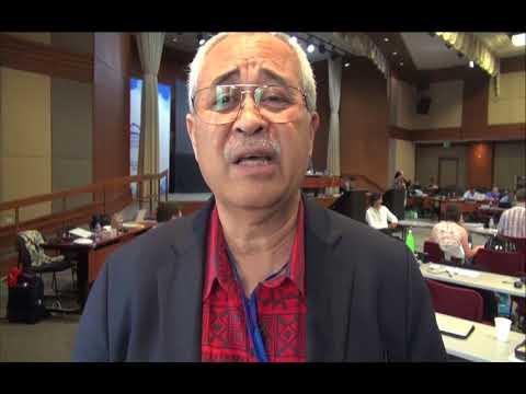 Forum Fisheries Agency (FFA) Video On 16 Days Of Activism Against Gender Based Violence