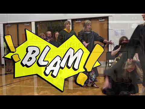 """Salute to Andale High School, Class of 2019 """"BLAM"""""""