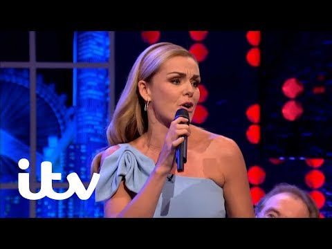 The Jonathan Ross Show | Katherine Jenkins and Jonathan Team Up to Cover Jay Z | ITV