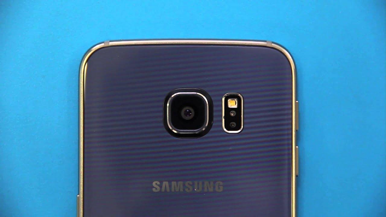 01791255982 Destapando el Samsung Galaxy S6 Edge - YouTube