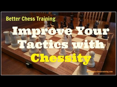 Tactics training on Chessity with live commentary!