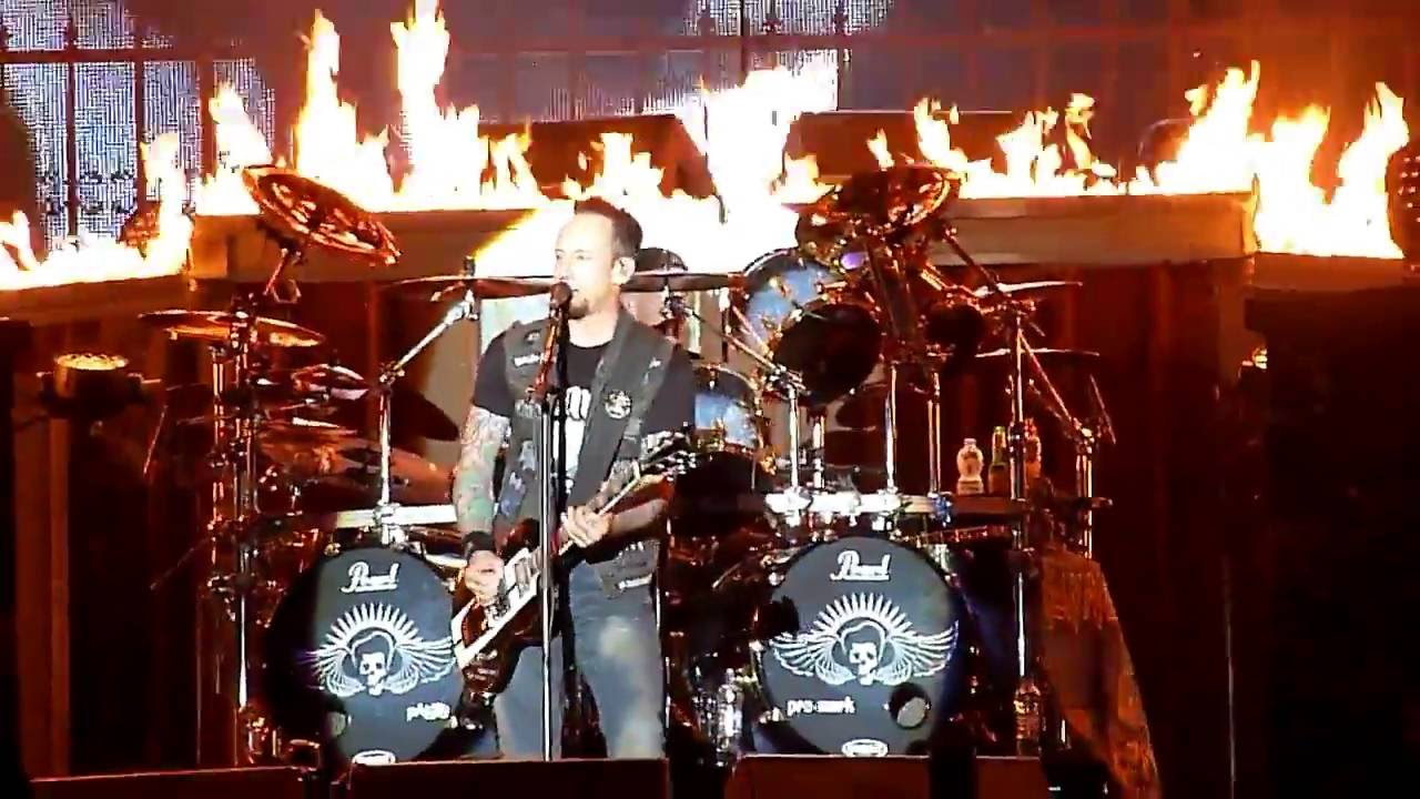 Volbeat live at Greenfield Festival 2016