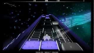 Audiosurf : Nightcore - Falling Apart [Sun & Diego Feat. Rachel Hiew] (HD)