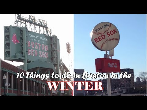 10 things to do in Boston in the WINTER
