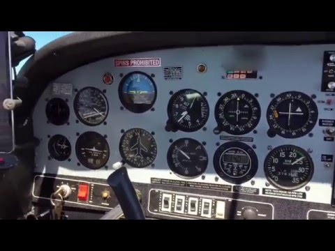 Grumman AA-1 weight-shift-control