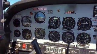 Grumman AA-1 weight-shift-control