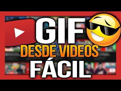 Como hacer imágenes GIF desde un video FÁCIL (SIN DESCARGAR NADA) dale vida a tu contenido 😍