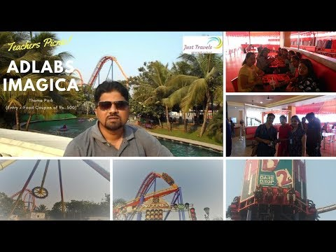 Full Tour Adlabs Imagica Khopoli Theme Park - Teacher Picnic