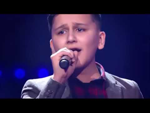 My Heart Will Go On Abobaker 'Abu' Rahman The Voice Kids' Belgium.. You Will Cry