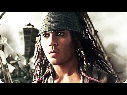 Thumbnail: PIRATES OF THE CARIBBEAN 5 New TV Spots (2017)