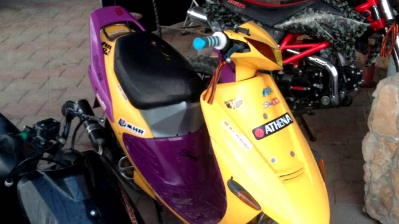 "Suzuki Sepia ZZ ""Жёлтая точка"". История создания проекта."