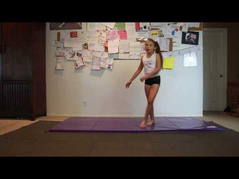 Gymnastics Tutorial:  Aerial