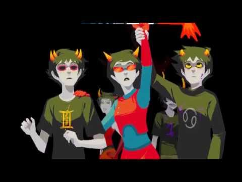 (Homestuck) Bulletproof Hearts