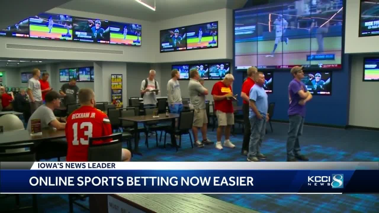 cbs news sports betting at rivers casino