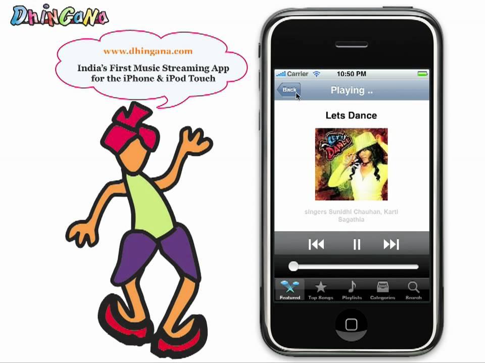 download dhingana app