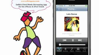 Hindi Songs & Bollywood music App for your iPhone & iPod Touch - by Dhingana.com