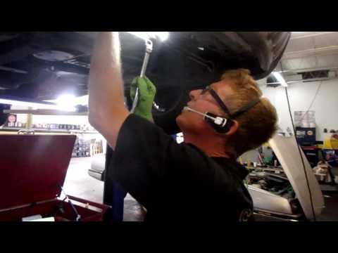 2002 Pontiac Montana    How To Replace An AC Compressor and Oil Pressure Switch