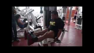 IFBB PRO Bodybuilder Manuel