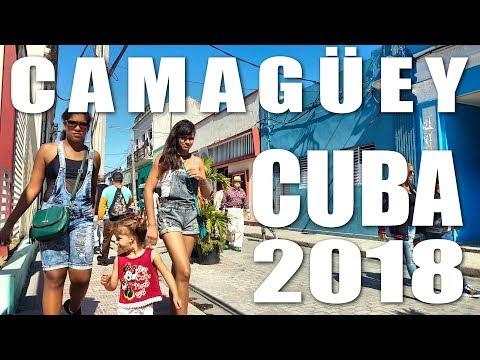 Calle Republica - Camagüey (Cuba 2018)