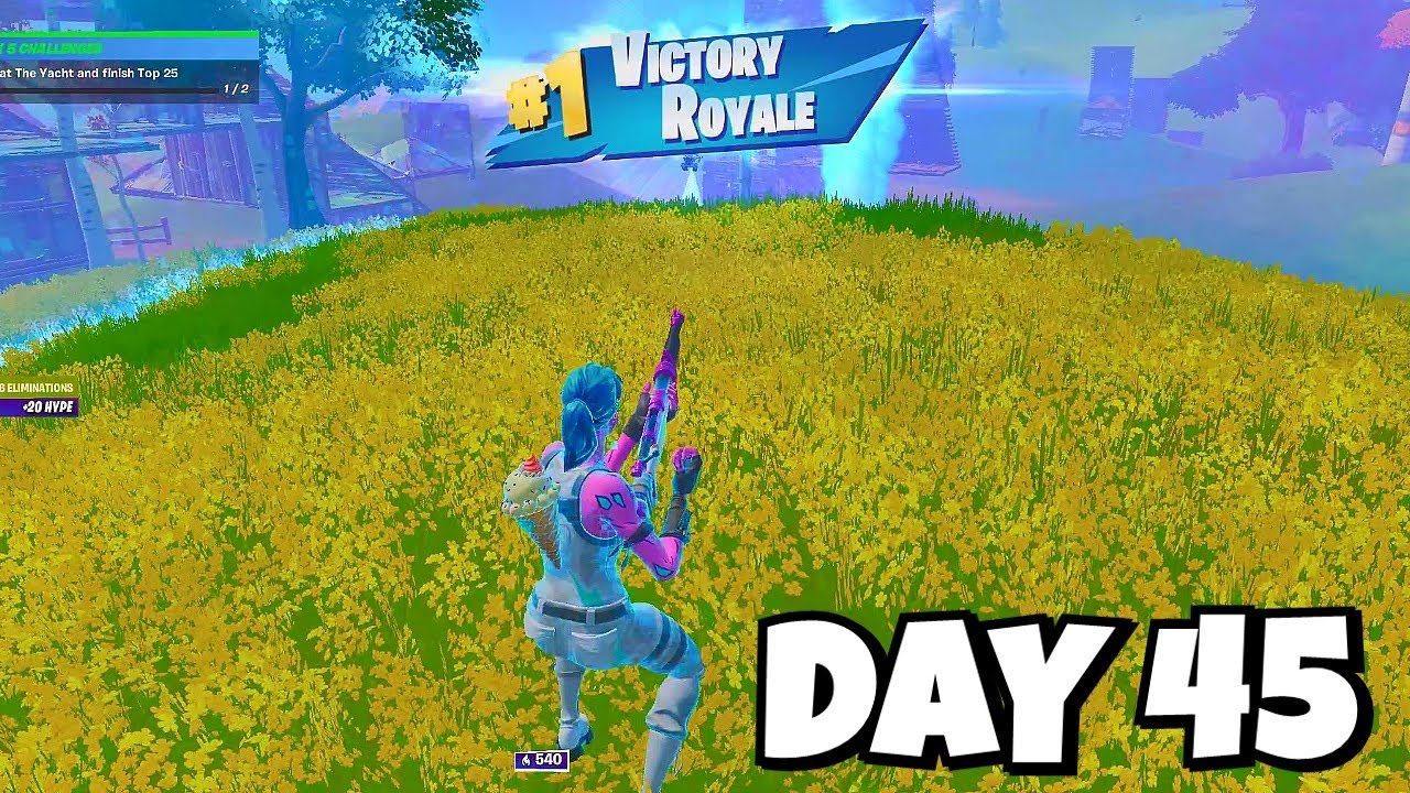 it took me 65 days to make this fortnite video...