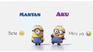 Gambar cover Video Status whatsaap 30 detik | MINION | video story wa | Story wa sedih